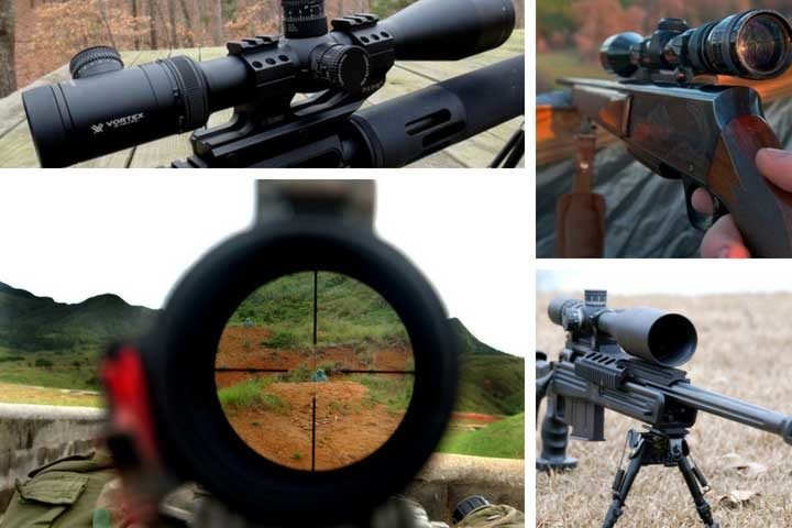 A Buyers Guide to the Best Rifle Scopes - Top Gun Scopes for the Money