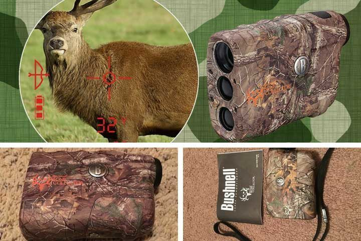 Bushnell Bone Collector Laser Rangefinder