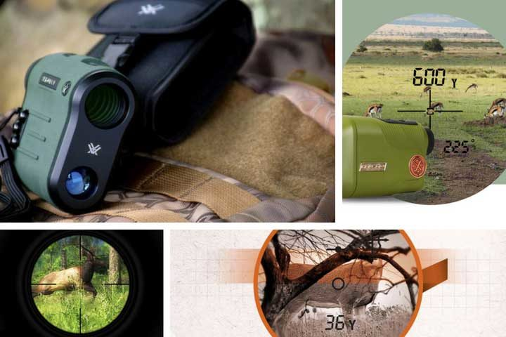 You can see 9 of the best rangefinder for hunting below