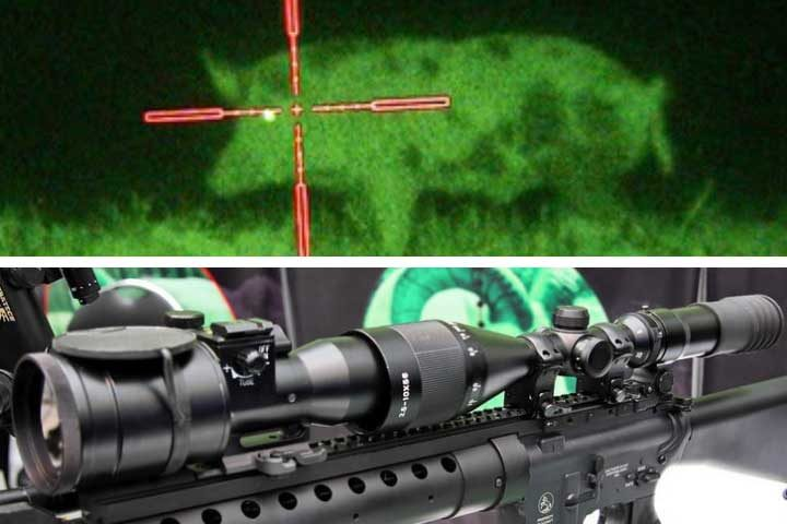 Best Night Vision Scope Reviews and Rating