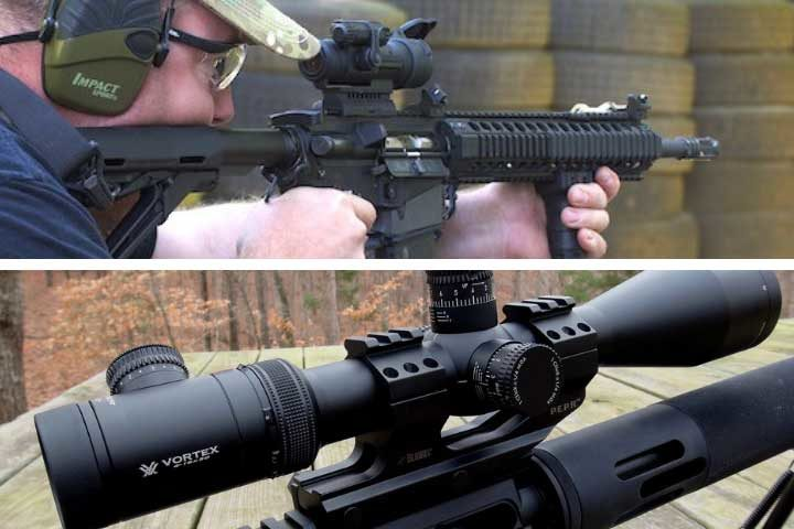 What is The Best Scope for an AR 15 ?