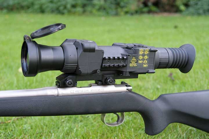 Best Thermal Scopes for Tactical Night Vision