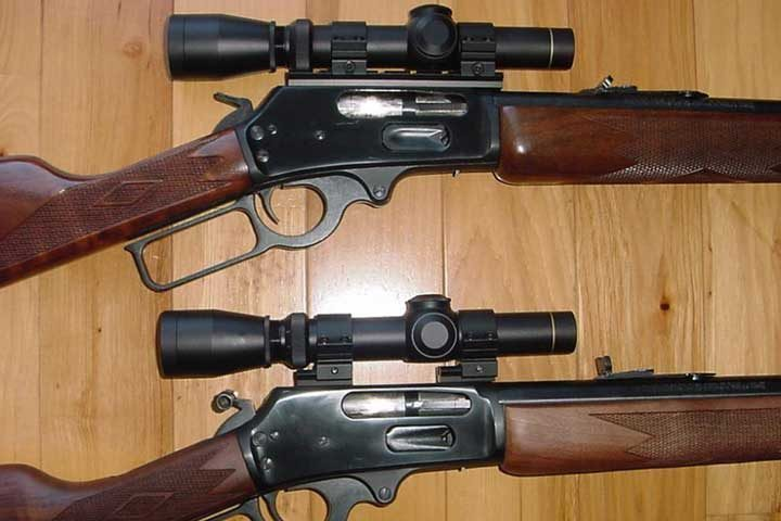 Best Scope for the Marlin 336
