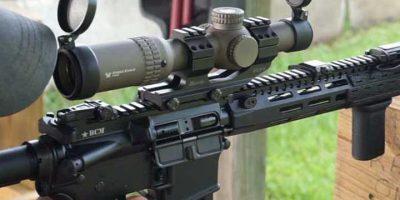 Best 1-6x scope